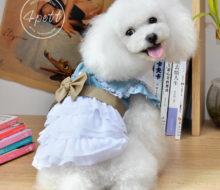 Платье Парижанка для собак.